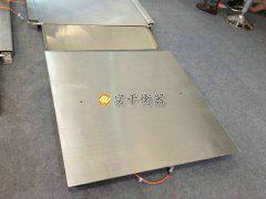 3吨常规型电子地磅厂家
